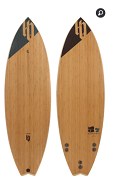 Wave board HB Bonaparte 5.7