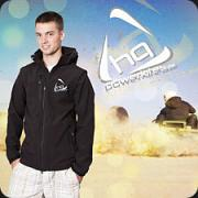 "Bunda Jacket Powerkites.de ""Powel"""