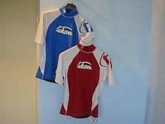 Lycra Red/Blue TK