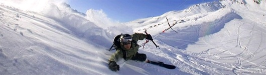 snowkiting, kiteboarding