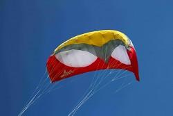 Kite- tažný drak HQ Apex IV 5,5m2