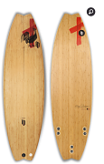 Wave board HB Anti