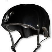 Bezpečnostní helma Powerkites.de, Shiny Black