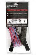 "HQ Winder Set Quad ""Color Line"", 220/100 kp, 4 x 20 m"